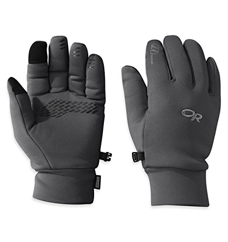 Outdoor Research PL 400 Sensor Gloves Men's charcoal heather XL