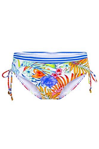 LingaDore 5111SH-204 Women's Bossa Multicoloured Floral Print Bikini Short 42