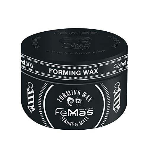 FemMas® Forming Wax Strong & Matt 150ml Haarwax Haarwachs