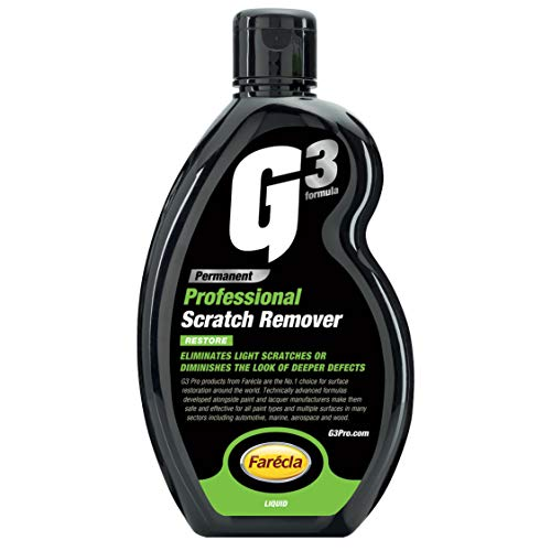 G3 Pro 7164 500ml G3 Professional Scratch Remover Liquid