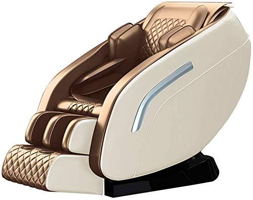 Presidente de masaje Presidente del ordenador del sofá de masajes de lujo silla de masaje de amasamiento automática Manipulador gravedad cero masaje silla eléctrica Masaje profesional y relaja la sill