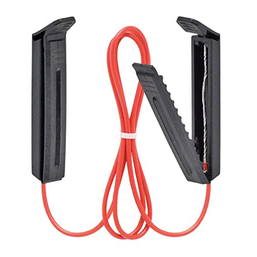Câble de connection pour ruban, 65 cm, VOSS.farming avec pinces à clip en plastique