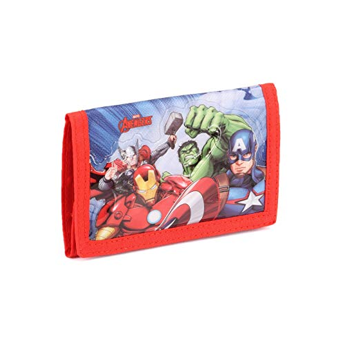 Karactermania The Avengers Force-Geldbörse Monedero 12 Centimeters Multicolor (Multicolour)