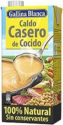 Gallina Blanca Caldo Casero de Cocido, 100% Natural 1L