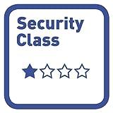 ABUS Tür-Schutzbeschlag KLS114 F1, aluminium, 21032 - 5