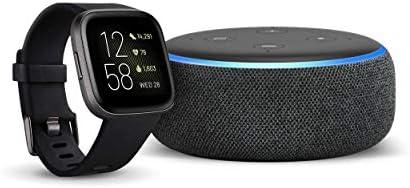 Fitbit Versa 2 – Gesundheits- und Fitness-Smartwatch