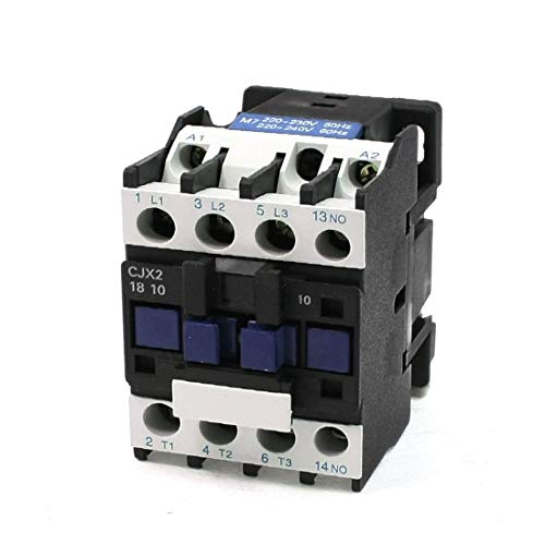 New Lon0167 CJX2-18 Coil Featured Voltage 3 Phase reliable efficacy 1NO 220-230V 50Hz AC Contactor 660V 32A(id:b44 52 3b 878)