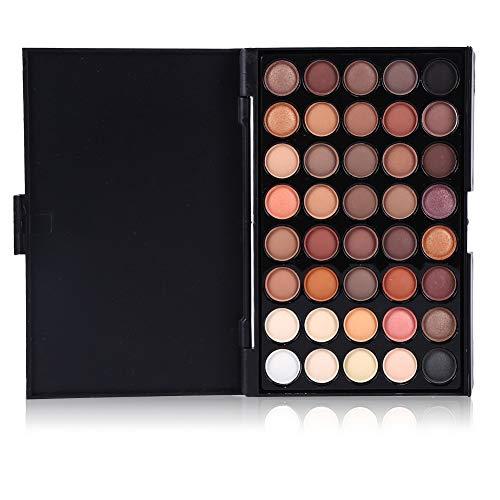 Palette per occhi 20 colori, Ombretto professionale, Crema per ombretti opachi Crema per...