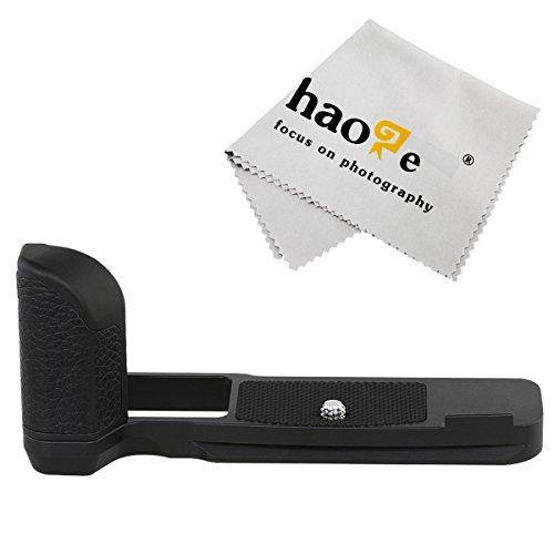 haoge HG-penf QR Placa de liberación rápida cámara Soporte Soporte Mano Agarre...
