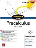 Schaum's Outline of Precalculus, Fourth Edition (Schaum's Outlines)
