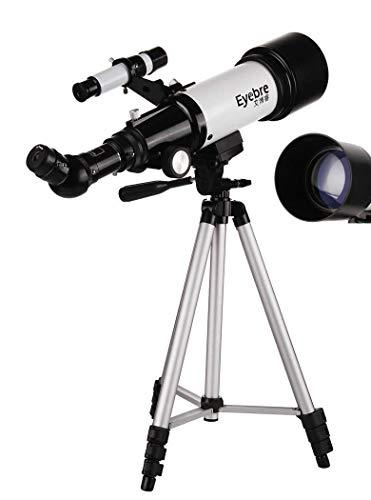 Jszzz Actualizado Telescopio Telescopio HD for Adultos de los niños R
