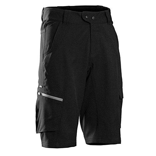 Bontrager Rhythm Fahrrad Short Hose kurz schwarz 2021: Größe: L (50/52)