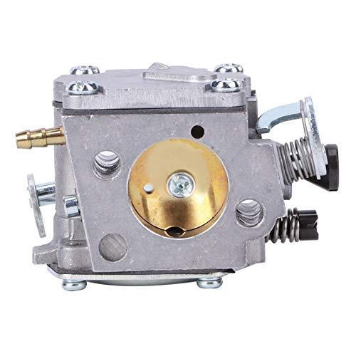 Reemplazo de carburador, carburador anodizado de aluminio fundido a presión, resistencia al desgaste ampliamente utilizado para motores de uso general Motosierras Bombas de agua Generadores