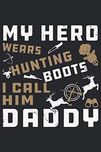 Cuaderno: cazador, caza, temporada de caza, caza de ciervos,: 120 páginas rayadas: cuaderno, cuaderno de bocetos, diario, lista de tareas pendientes, ... para planificar, organizar y tomar notas.