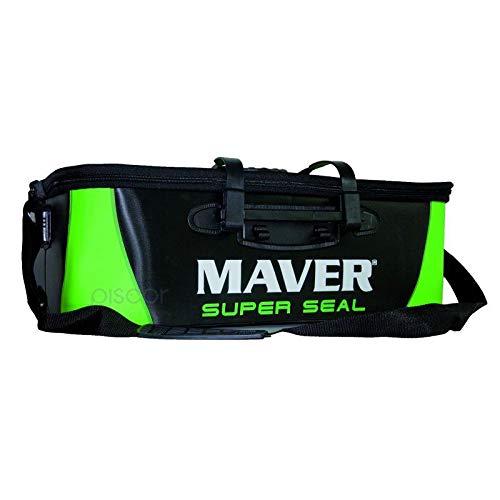 Maver Borsa Impermeabile da Pesca Borsa WL Flat 55x35x18 cm