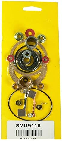 DB Electrical SMU9118 Starter Repair Kit Compatible with Replacement for Honda Motorcycle 175 product image