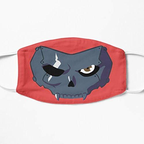 Persona 5 Skull Ryuji Mask Mask Fabric Face Mask,Washable and Reusable Mask, Xmas Gift