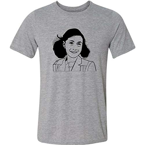 Camiseta Anne Frank