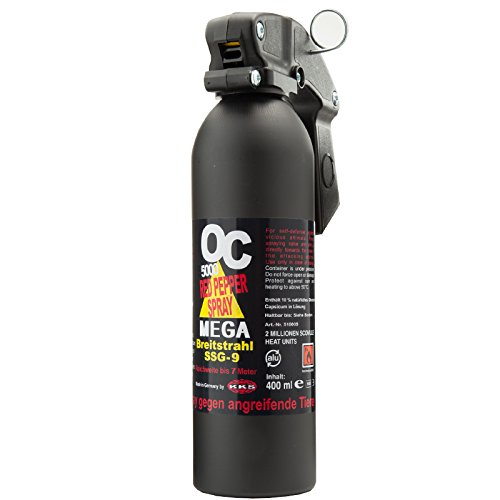 Buchner OC 5000 Breitstrahl Pfefferspray 400 ml