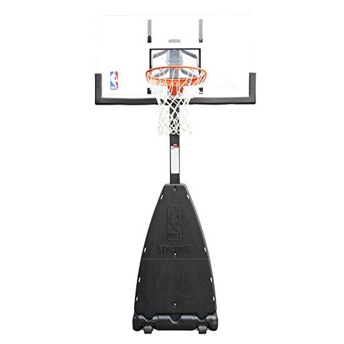 SPALDING(スポルディング)バスケットボール ゴール PLATINUM PORTABLE(プラチナム ポータブル) 68490JP