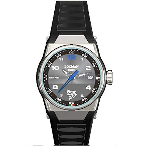 Reloj solo tiempo hombre Locman Mare trendy cód. 0557A07S-00GYSK