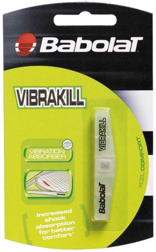 Babolat Vibrakill Vibration Dampener (Clear)