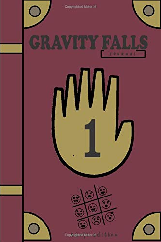 Gravity Falls Journal: Special Emoji Theme Edition For Die Hard Gravity Falls Fans and Lovers