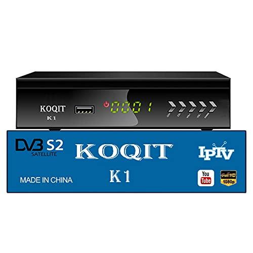 Koqit Fta Satellite Receiver DVB...