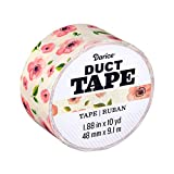 Darice 30079665 Patterned Vintage Floral, 1.88 Inches x 10 Yards Duct Tape, Multicolor