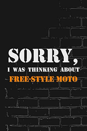Sorry, I was thinking about Free-style moto: Lined Notebook Journal