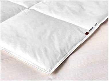 Ikea Honsbar Twin Comforter, Cooler with Less Filling