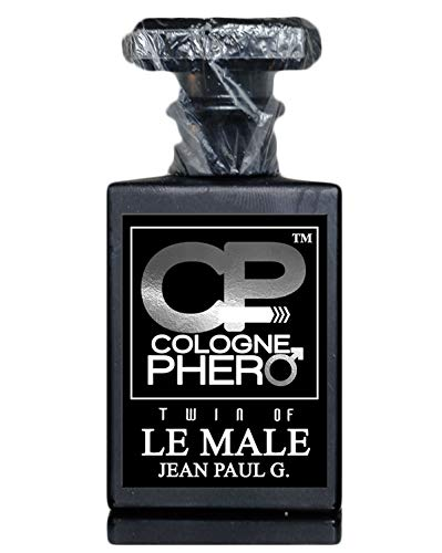 LE MALE BY JEAN PAUL GAULTIER 1996 VINTAGE MEN Cologne Perfume with Pheromones Compatible to your Favorite Fragrance | Stop Paying Inflated Prices! DOUBLE ATTRACTION - FRAGRANCENET GIFTS FOR MEN -