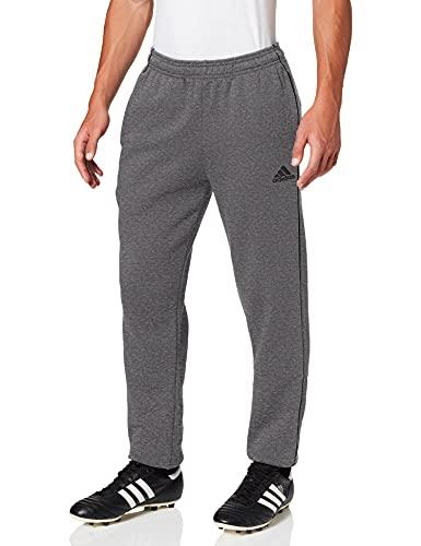 Adidas CORE18 SW PNT Pantalones de Deporte, Hombre, Gris (Gris/Negro), M