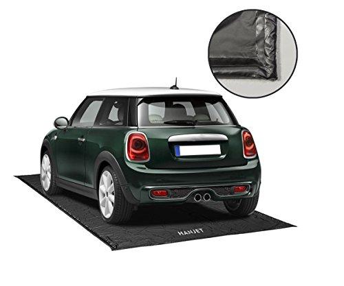 Hanjet Garage Car Floor Mat Containment Garage Mat...