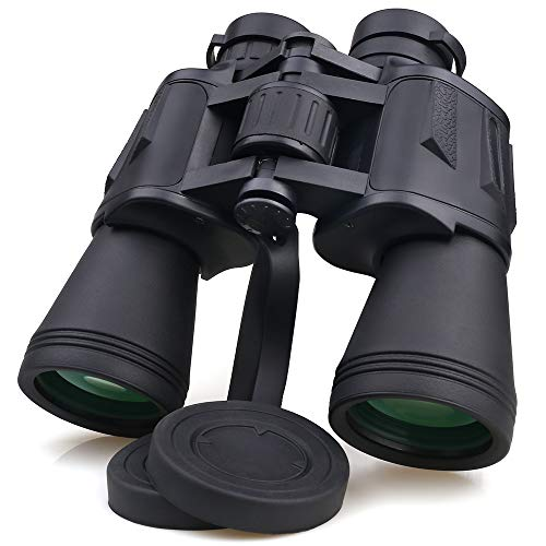 MOBOREST 20x50 Binoculars for Adults Professional Powerful Binoculars for Travel Bird Sightseeing Watching Hunting Wildlife Outdoor Sports Games and Concerts
