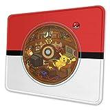 マウスパッド ポケットモンスター ピカチュウ キーボードパッド ゲーミング マウスパッド 3D柄プリント パソコン 周辺機器 防水 滑り止め 水で洗えるマウスパッド