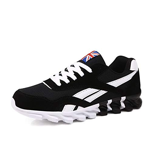 THQC Ultra Ligero para Hombre Zapatillas de Deporte de la Malla de Verano Zapatos Deportivos Transpirables Hombres Zapatos para Correr Hombres Zapatos para Correr Zapatos para Caminar al Air