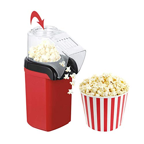 Purchase ZRXRY Popcorn Popper Maker, Portion Popping Corn Kernels Melt Butte, Popcorn Maker Machine ...