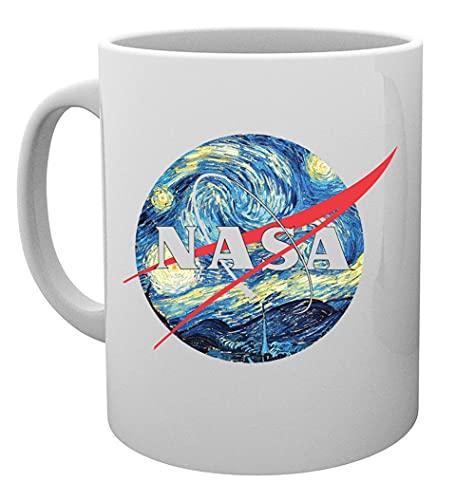 The Starry Nasa Taza Mug Cup