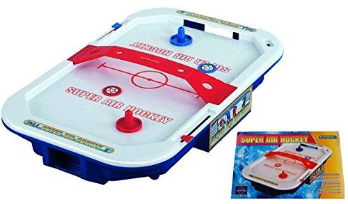 Juego air hockey sobremesa