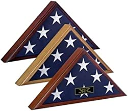 product image for 5ft x 8 ft American Flag Display case for Large American Flag