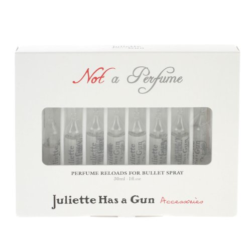 Juliette has a gun Not a Perfume Purse Bullet Spray Refill , 1er Pack (1 x 30 ml)