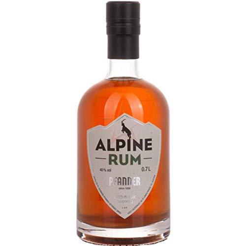 Pfanner Alpine Rum 40,00% 0,70 Liter