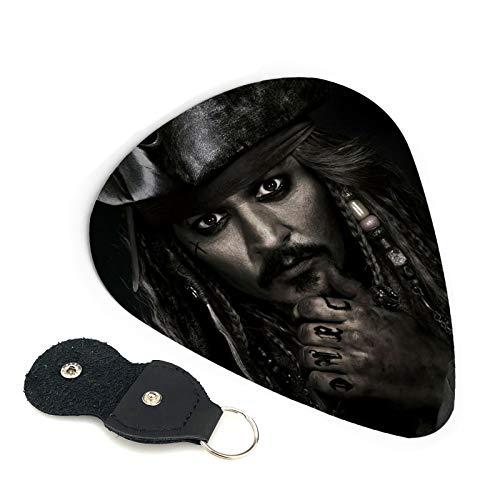 Juego de accesorios para guitarra de Piratas del Caribe, con...