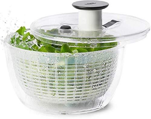 OXO サラダスピナー 野菜水切り器 小 丸型