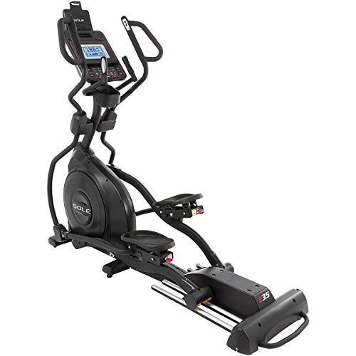 SOLE E35 Elliptical with Bluetooth Speakers