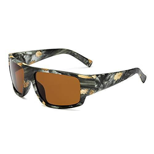 FJCY Gafas de Sol polarizadas Gafas de Sol paraHombre Gafas de Sol Retro de Camuflaje Deportivo Hombres Mujeres-6-Kp1028-C3