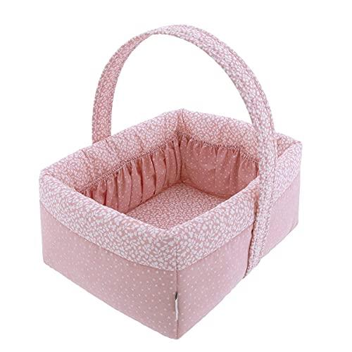 Cambrass 45980 - Cesta Infantil, rosa, unisex