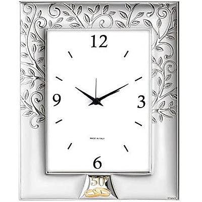 Reloj de Mesa Valenti Argenti clásico cód. 657 4ORL