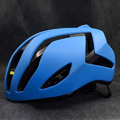 Generic Brands Casque Cycle Hommes Femmes Casque de vélo Casques de vélo Ultra-léger Cascos Taille Ciclismo M 54-60cm 2019 Nouveau Style Casque de vélo de Route aéro (Couleur : MC 05)